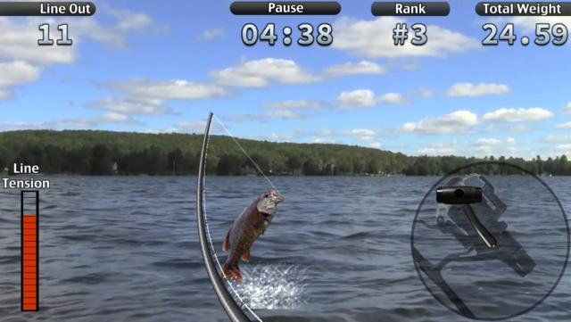 i Fishing 3 by Rocking Pocket Games screenshot 8