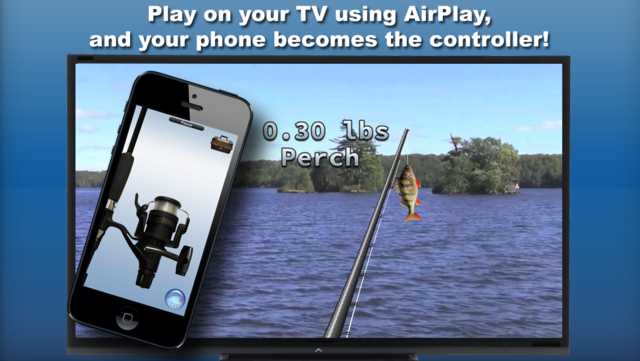 i Fishing 3 by Rocking Pocket Games screenshot 9
