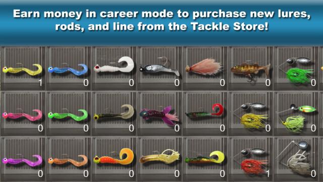 i Fishing 3 by Rocking Pocket Games screenshot 10