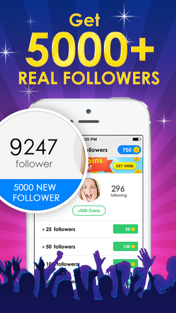 get followers fast apk ios