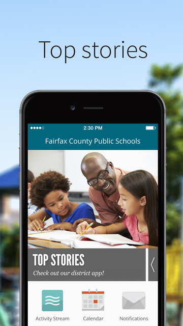 Fairfax County Public Schools screenshot 1