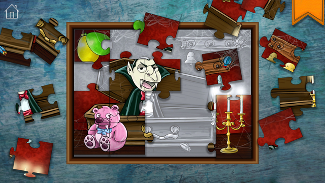 StoryToys Haunted House screenshot 4