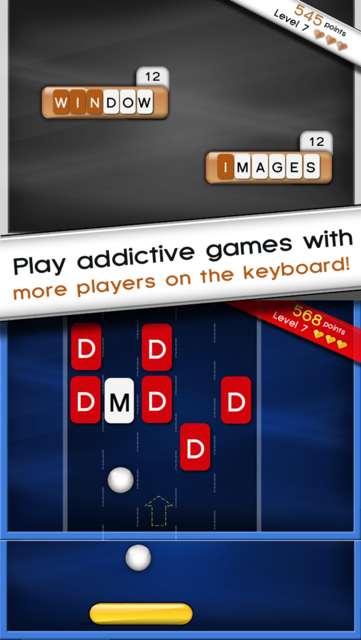 Paper Keyboard - Fast typing and playing with an alternative printed projector keypad screenshot 4