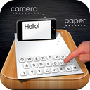 Icon for Paper Keyboard - Fast typing and playing with an alternative printed projector keypad