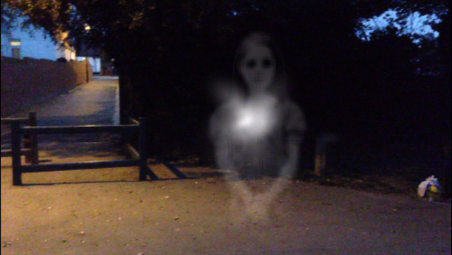 Ghost Tracker AR screenshot 3