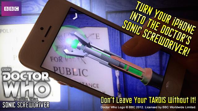 Doctor Who: Sonic Screwdriver screenshot 5