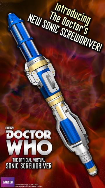 Doctor Who: Sonic Screwdriver screenshot 2