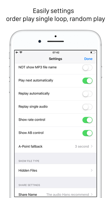 Audio Speed Changer screenshot 6