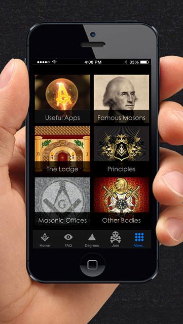 Freemason PRO screenshot 2