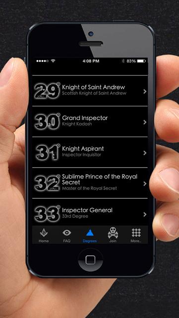 Freemason PRO screenshot 4