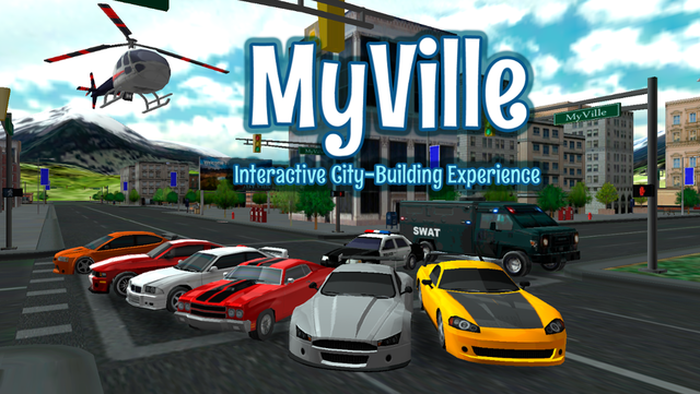 MyVille - The best city craft game for kids! screenshot 1