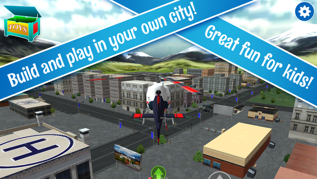 MyVille - The best city craft game for kids! screenshot 2