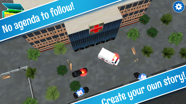 MyVille - The best city craft game for kids! screenshot 4