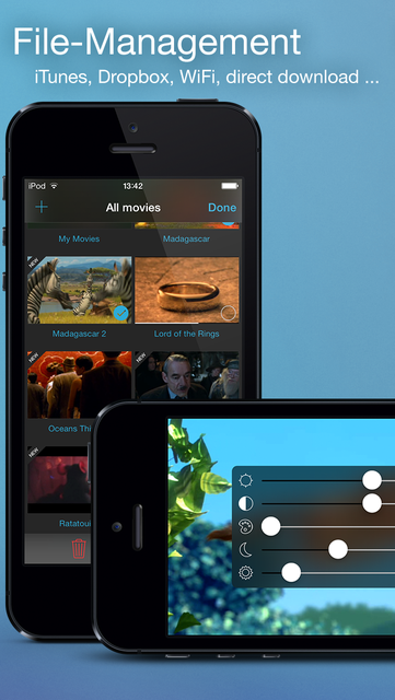 Movie Player Pro – Plays any Video screenshot 4