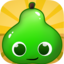 Jelly Pears - Fruit Puzzle game with over 100.000 Downloads and 1000 Daily Active Users