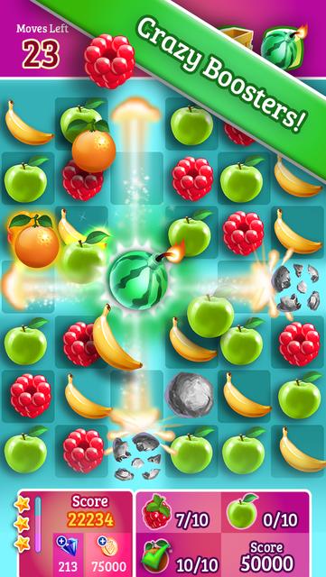 Smoothie Swipe screenshot 2