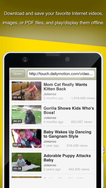 About: MyTube - Download Videos Free (iOS App Store version