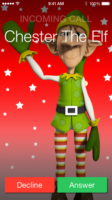 Santa's Calling: Get a Phone Call from Santa, Rudy, an Elf, or Frosty the Snowman for Christmas screenshot 5
