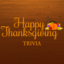 "Trivia Blitz - ""Happy Thanksgiving edition"""