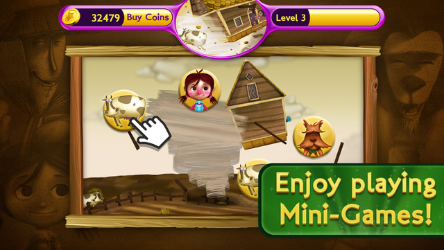 Slots Wizard of Oz screenshot 5