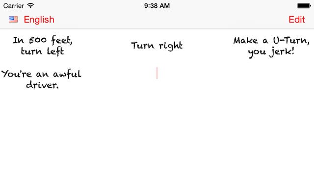Mouthy screenshot 3