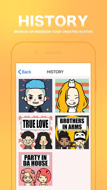 FaceQ screenshot 4