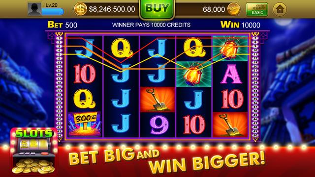Grand Orient Casino Slots screenshot 2