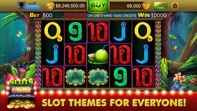 Grand Orient Casino Slots screenshot 4