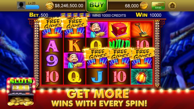 Grand Orient Casino Slots screenshot 5