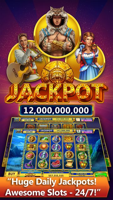 Hot Slot Fortune:Jackpot Craze screenshot 1