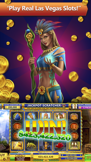 Hot Slot Fortune:Jackpot Craze screenshot 3