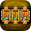 Ancient Pharaoh's Treasure Slots - Best Vegas Style Casino Lucky Simulated Machine Slots with bonus rounds of Blackjack, Cards, Poker and Spin Wheels!