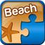 Hot Beach Jigsaw Puzzle App  for iPad