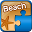 Hot Beach Jigsaw Puzzle App  for iPad