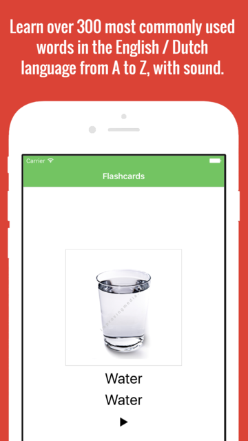 Dutch Flashcards with Pictures screenshot 5