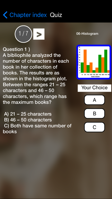 EZ Graphs & Data Interpretation screenshot 1