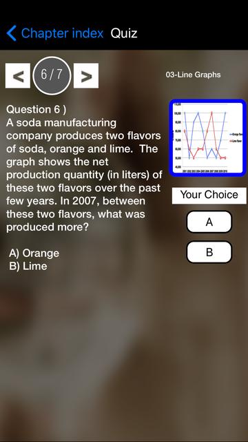 EZ Graphs & Data Interpretation screenshot 3