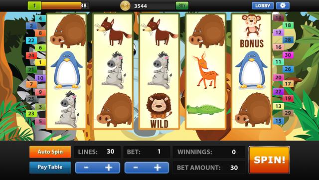 MegaSlots - Free Casino Slots screenshot 2