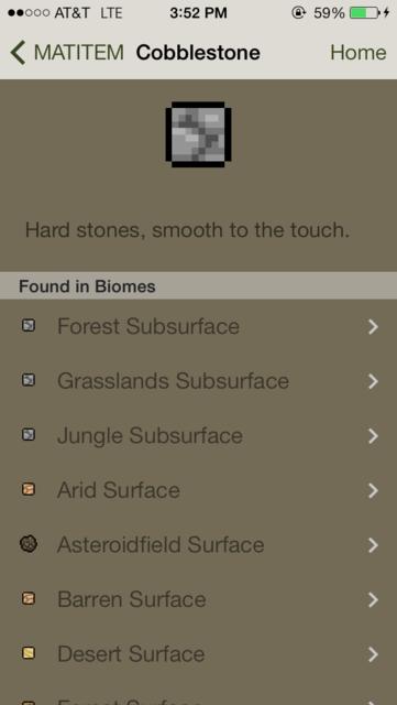 Codex - For Starbound screenshot 3