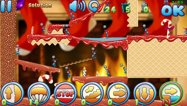Ants 2 - Xmas screenshot 1