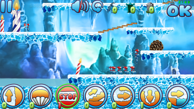Ants 2 - Xmas screenshot 2