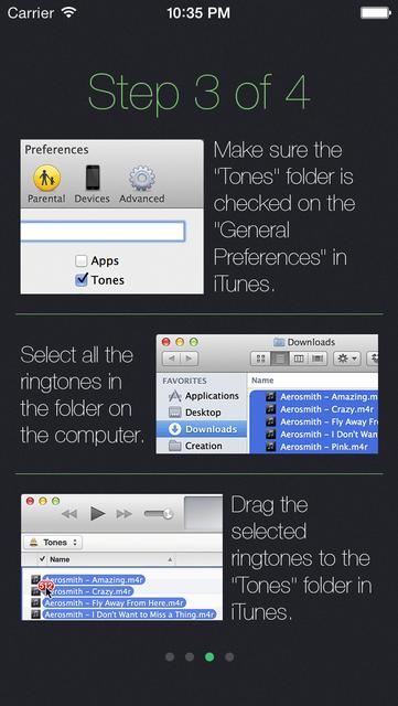 Ringtones for iPhone - Ringtone Maker from Music screenshot 3