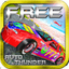 Real 3D racing game.