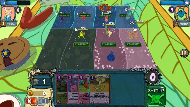 Card Wars - Adventure Time Card Game screenshot 4