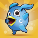 Icon for Smarcle Flappy Flyer - Clappy Blue Bird