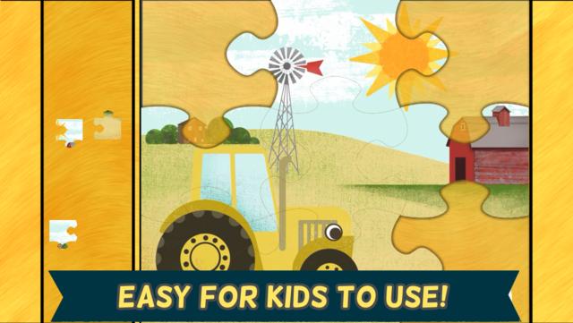 Car Games for Kids- Fun Cartoon Jigsaw Puzzles HD screenshot 7