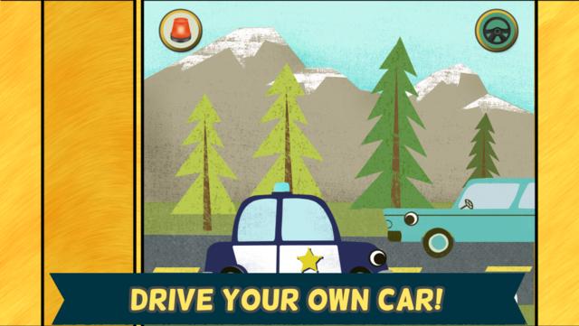 Car Games for Kids- Fun Cartoon Jigsaw Puzzles HD screenshot 8