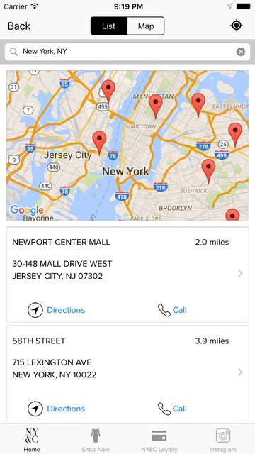 New York & Company Mobile screenshot 4