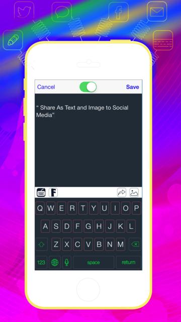 Pimp My Keyboard To Swipe & Type & Cool Fonts screenshot 4