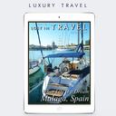 Travel Magazine App